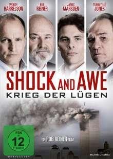Shock and Awe, DVD
