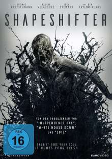 Shapeshifter, DVD