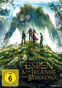 Espen und die Legende vom Bergkönig, DVD