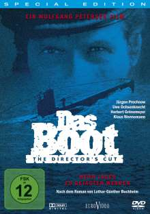 Das Boot (Director's Cut), DVD
