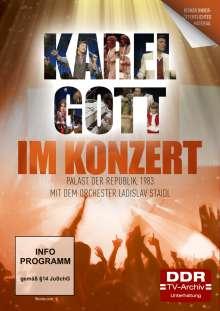 Im Konzert: Karel Gott - 1983 im Palast der Republik mit dem Orchester Ladislav Staidl, DVD