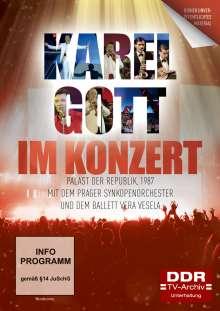 Im Konzert: Karel Gott - 1987 im Palast der Republik, DVD