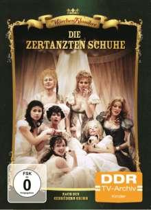 Die zertanzten Schuhe (1977), DVD