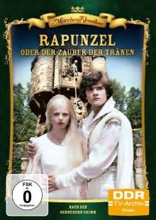 Rapunzel oder Der Zauber der Tränen, DVD