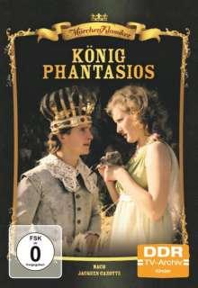 König Phantasios, DVD