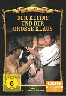Der kleine und der grosse Klaus, DVD