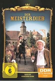 Der Meisterdieb, DVD