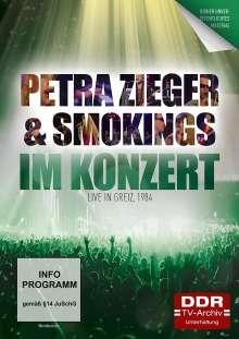 Im Konzert: Petra Zieger & Smokings - Live in Bautzen 1981 und Greiz 1984, DVD