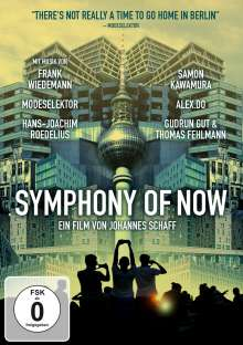 Symphony of Now, DVD