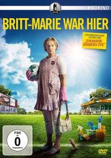 Britt-Marie war hier, DVD