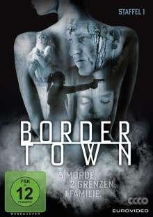 Bordertown Staffel 1, 4 DVDs