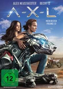A-X-L - Mein bester Freund 2.0, DVD