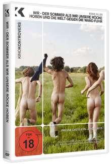 WIR - Der Sommer, als wir unsere Röcke hoben und die Welt gegen die Wand fuhr, DVD