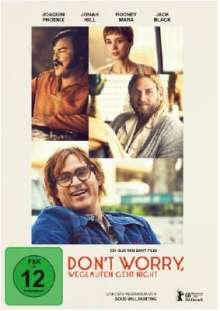 Don't worry, weglaufen geht nicht, DVD