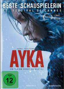 Ayka, DVD