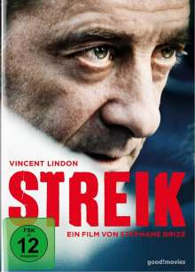 Streik (OmU), DVD