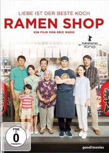 Ramen Shop (OmU), DVD