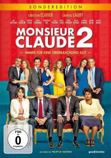 Monsieur Claude 2 (Limited Edition), 2 DVDs