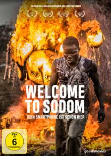 Welcome to Sodom, DVD