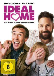 Ideal Home, DVD