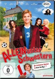 Allein unter Schwestern, DVD