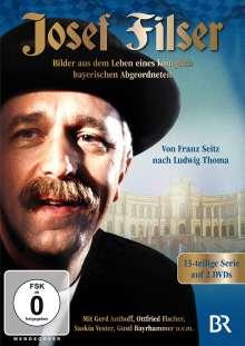 Josef Filser - Bilder aus dem Leben eines königlich bayerischen Abgeordneten, 2 DVDs