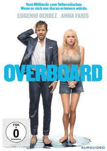 Overboard, DVD
