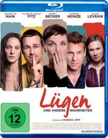Lügen und andere Wahrheiten (Blu-ray), Blu-ray Disc