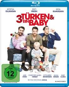 3 Türken & ein Baby (Blu-ray), Blu-ray Disc