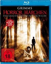 Grimms Horror Märchen (3 Filme) (Blu-ray), Blu-ray Disc
