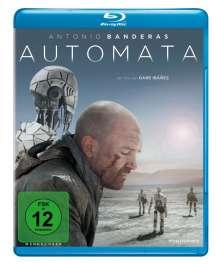 Automata (Blu-ray), Blu-ray Disc