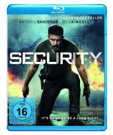 Security (Blu-ray), Blu-ray Disc