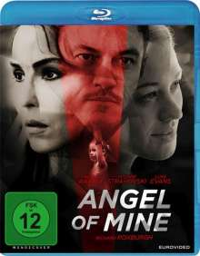 Angel of Mine (Blu-ray), Blu-ray Disc