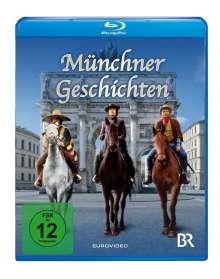 Münchner Geschichten (Blu-ray), 2 Blu-ray Discs