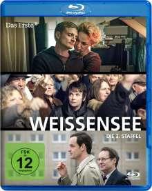 Weissensee Staffel 3 (Blu-ray), Blu-ray Disc