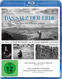 Das Salz der Erde (Blu-ray), Blu-ray Disc