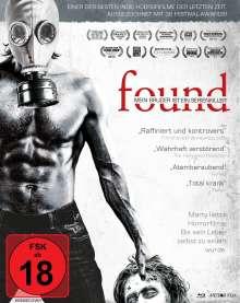 Found (Blu-ray), Blu-ray Disc