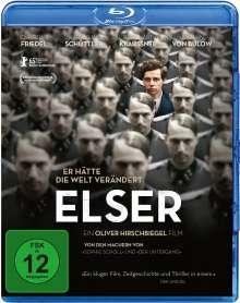 Elser - Er hätte die Welt verändert (Blu-ray), Blu-ray Disc