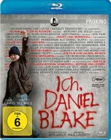 Ich, Daniel Blake (Blu-ray), Blu-ray Disc