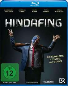 Hindafing Staffel 2 (Blu-ray), Blu-ray Disc