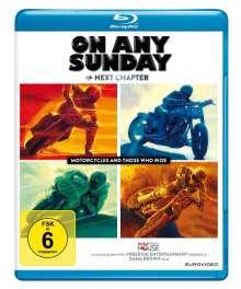 On Any Sunday (Blu-ray), Blu-ray Disc