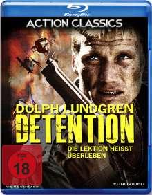 Detention (Blu-ray), Blu-ray Disc