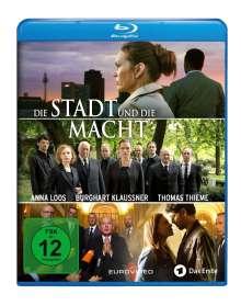 Die Stadt und die Macht (Blu-ray), Blu-ray Disc