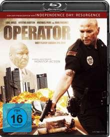 Operator (Blu-ray), Blu-ray Disc