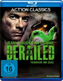 Derailed (Blu-ray), Blu-ray Disc