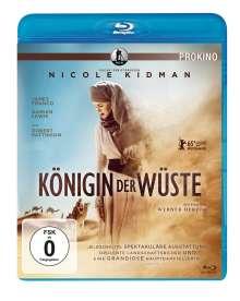 Königin der Wüste (Blu-ray), Blu-ray Disc