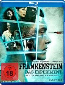 Frankenstein - Das tödliche Experiment (Blu-ray), Blu-ray Disc
