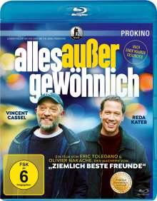 Alles außer gewöhnlich (Blu-ray), Blu-ray Disc