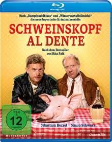 Schweinskopf al dente (Blu-ray), Blu-ray Disc