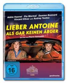 Lieber Antoine als gar keinen Ärger (Blu-ray), Blu-ray Disc